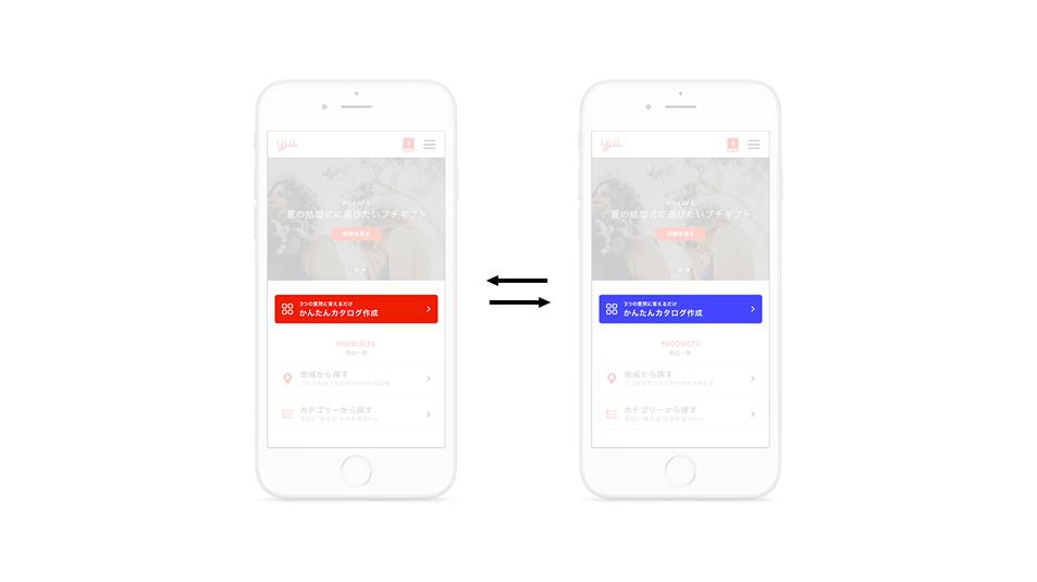 写真や文言のテストを繰り返し、ユーザー層の共感を得やすいクリエイティブに最適化したことで問い合わせ数が増加しました。